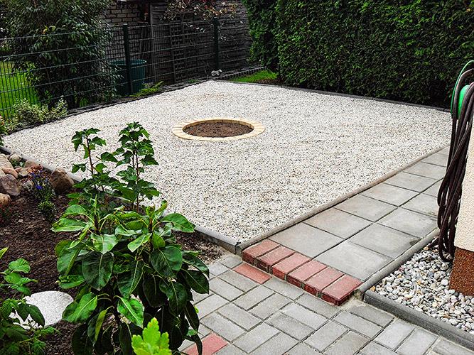 Arkadia Gartengestaltung Berlin - Projekte 2013