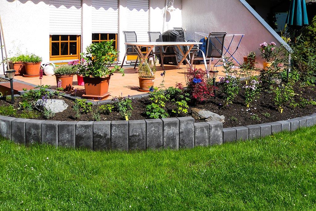 Arkadia Gartengestaltung Berlin Projekte 2014