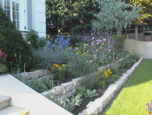 Arkadia Gartengestaltung Berlin - Leistungen: Gartengestaltung