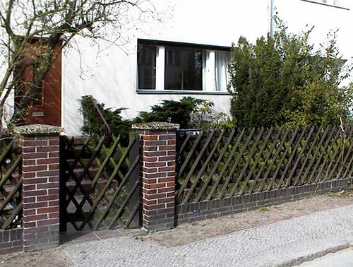 arkadia gartengestaltung berlin - leistungen: vorgarten, Garten und Bauen