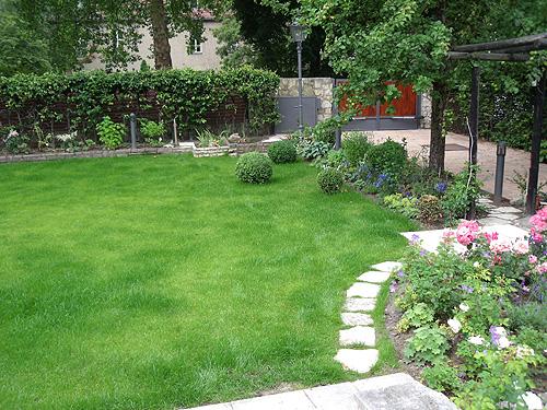 arkadia gartengestaltung berlin - leistungen: vorgarten,